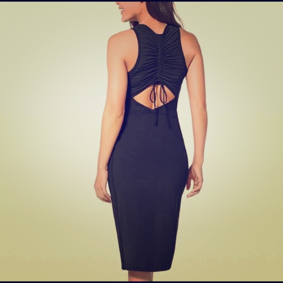 NWOT Lululemon Rather Be Gathered Dress Sz 10